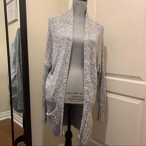 Aritzia Talula Wool Cashmere Angora blend Cardigan